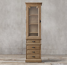Montpellier Tall Bath Cabinet