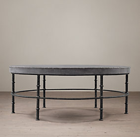 Rowen Bluestone Round Coffee Table