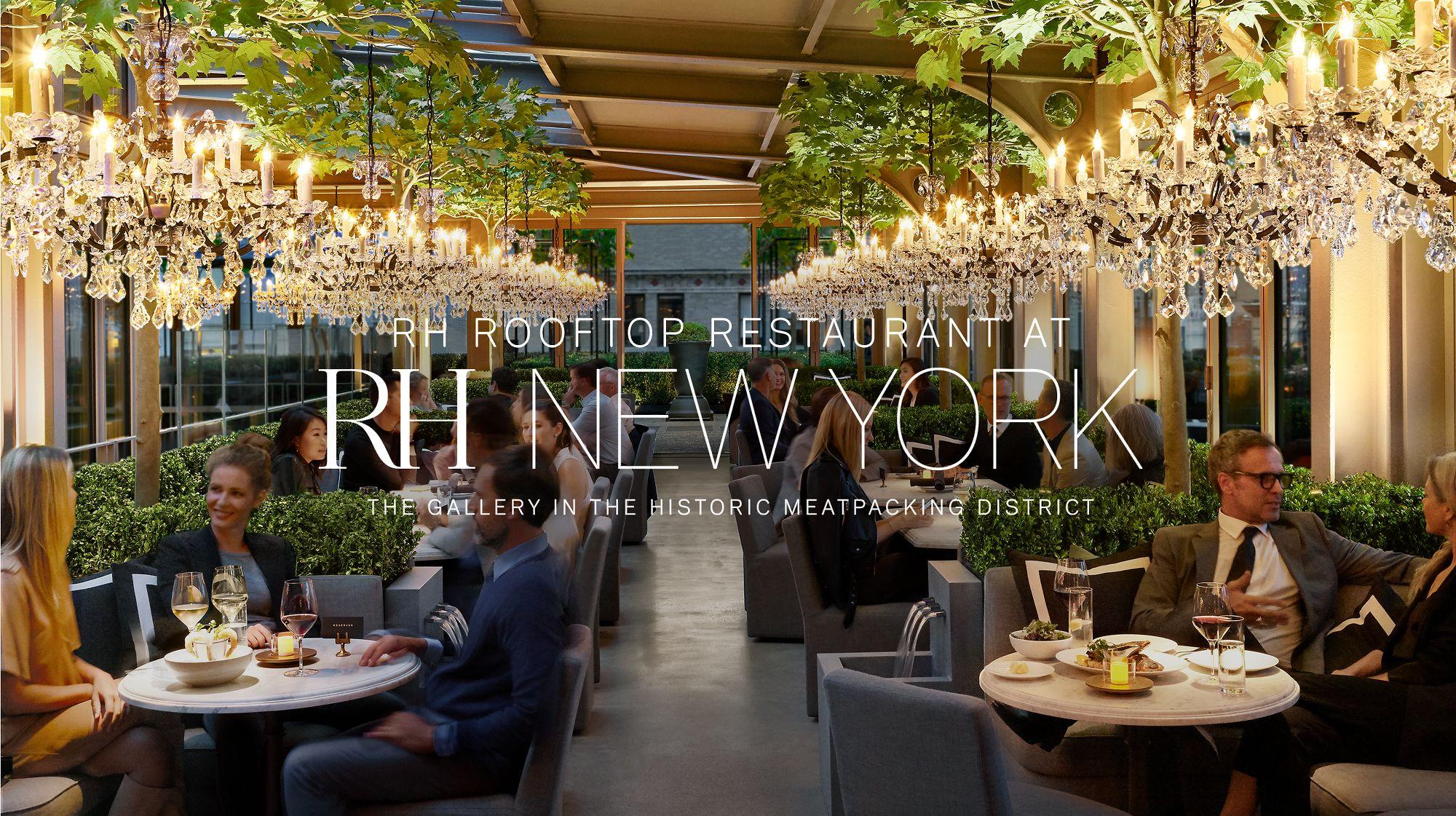 RHRestaurants | RH