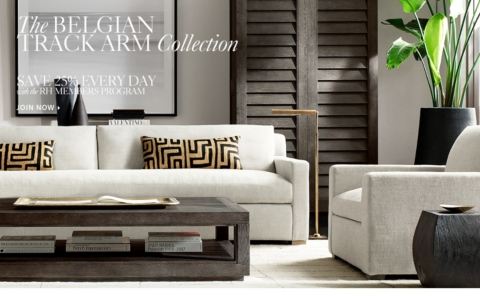 Belgian Sofa Collections