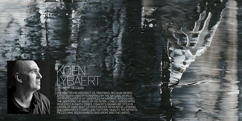 Introducing Koen Lybaert