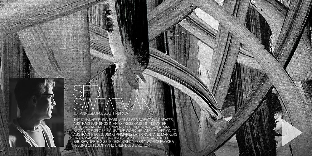 Introducing Seb Sweatman