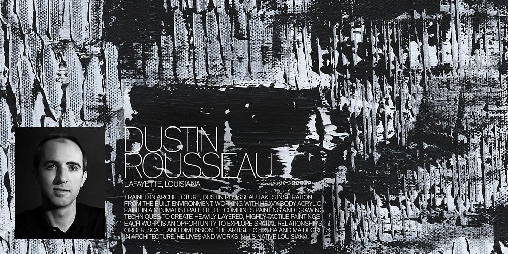 Introducing Dustin Rousseau