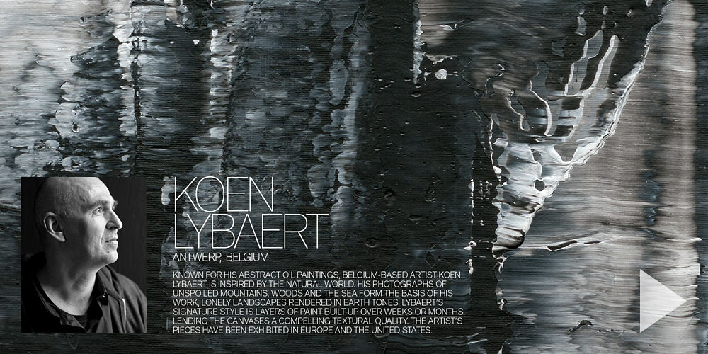 Introducing Koen Lybaert