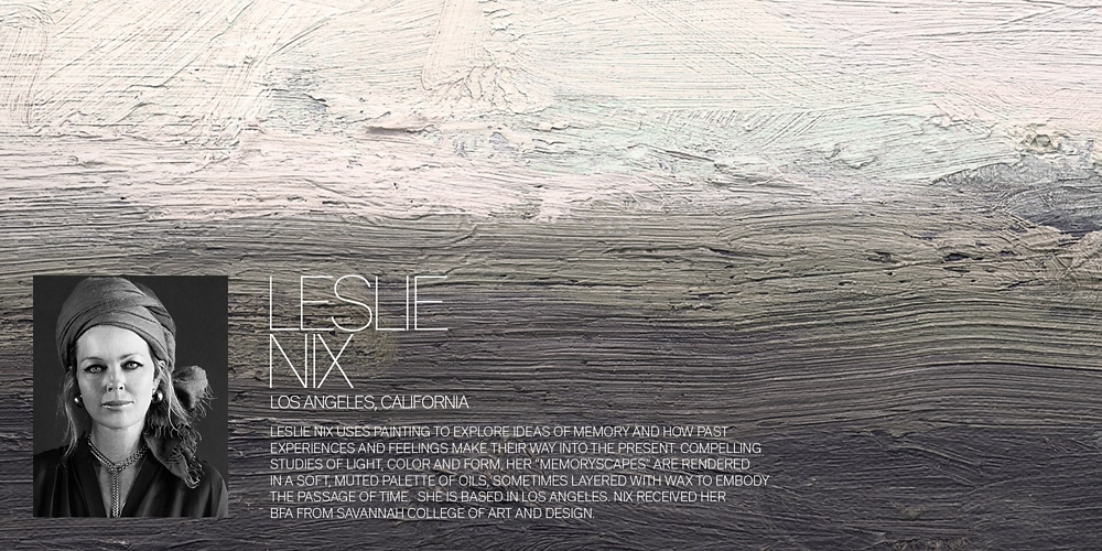 Introducing Leslie Nix