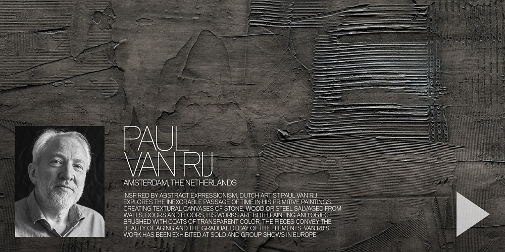 Introducing Paul Van Rij