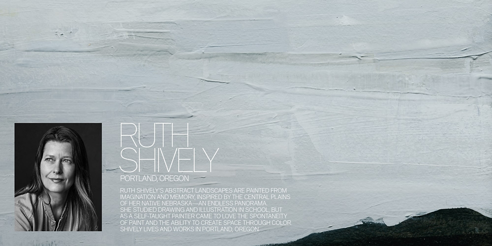 Introducing Ruth Shively