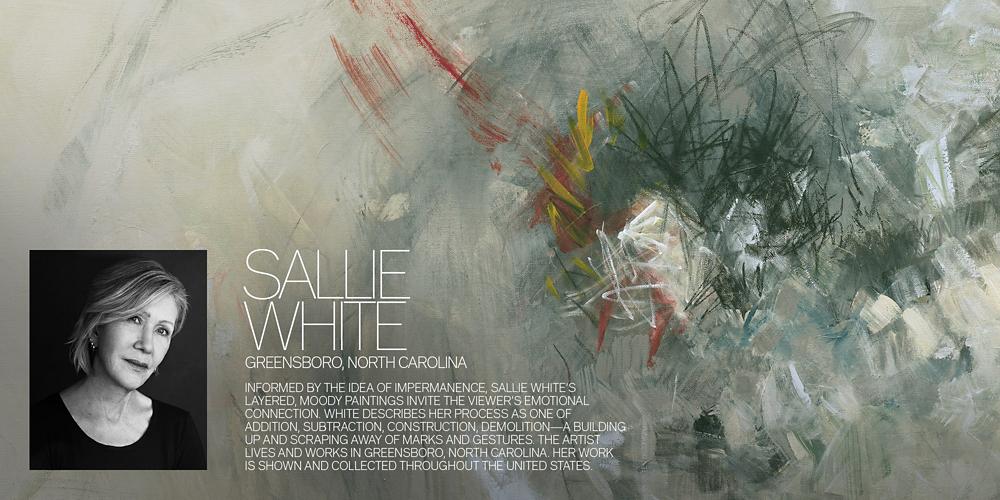Introducing Sallie White