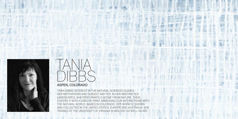Introducing Tania Dibbs