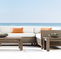 Malibu Three-Seat Right-Arm Sofa