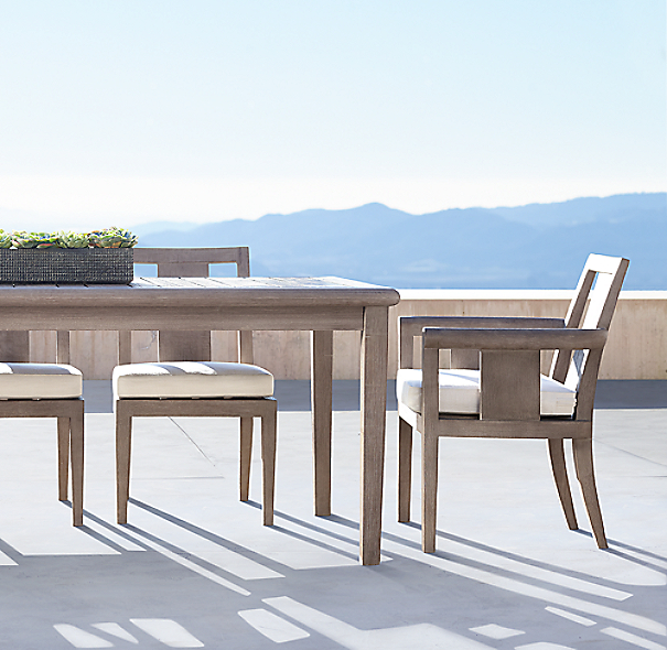 Coronado Rectangular Dining Table