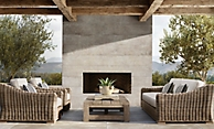 shop Provence Stone Low Seating