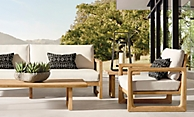 shop Organic Wood Natural Low Seating