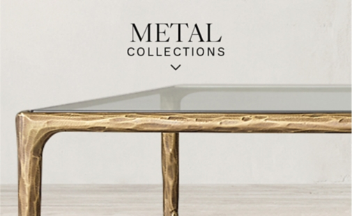 Shop Metal Coffee Table Collections