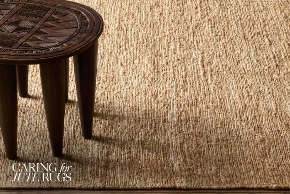 Caring for Jute Rugs