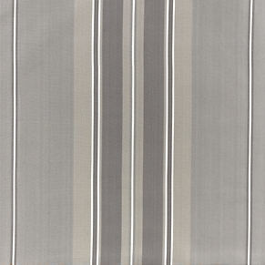 Silk Taffeta Multi Stripe Drapery Inverted Pleat