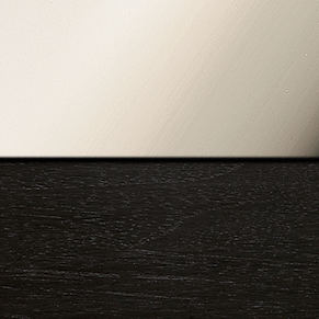 Royal Marine Tripod Floor Lamp:Polished Aluminum & Black,Lighting