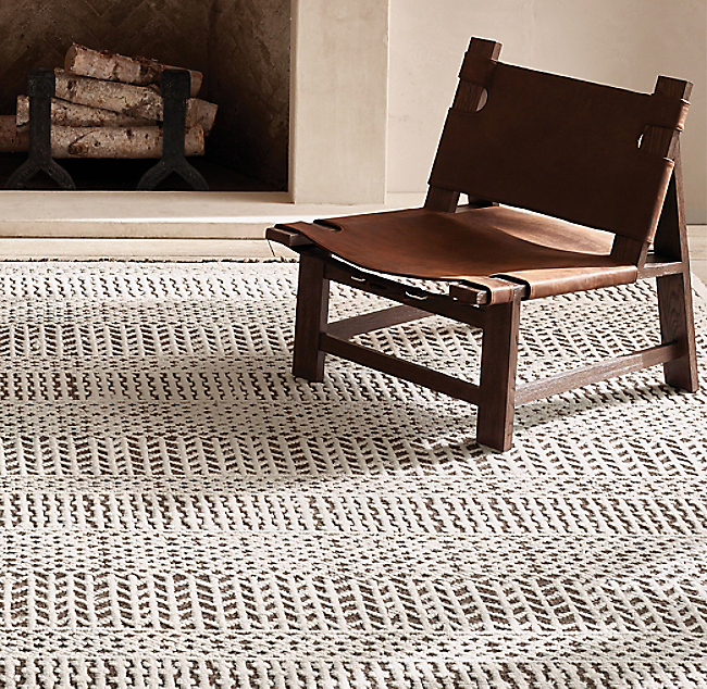 Palomar Hand-Knotted Wool Rug