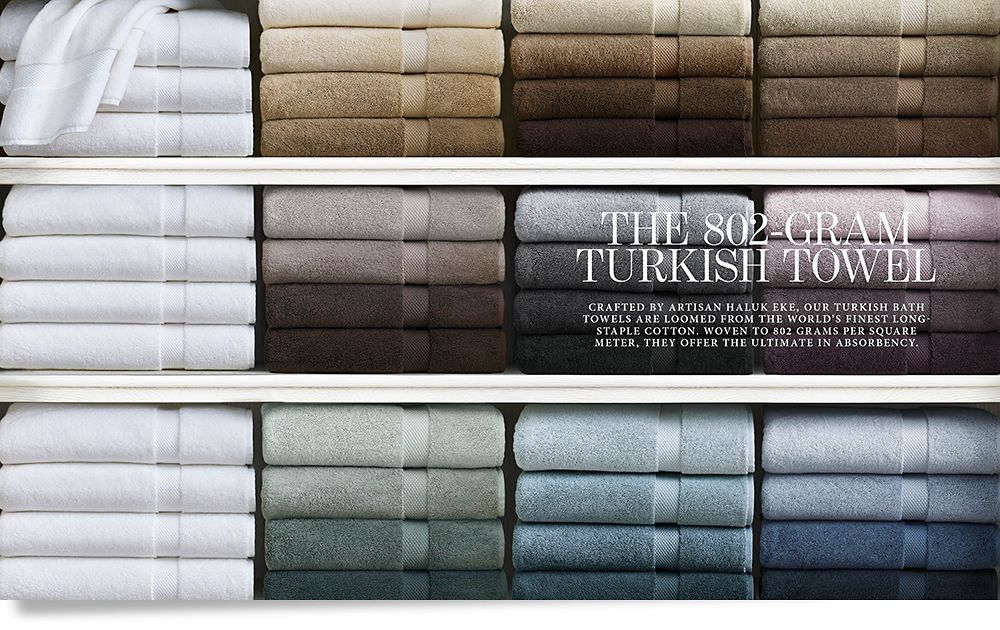 The 802-Gram Turkish Towel