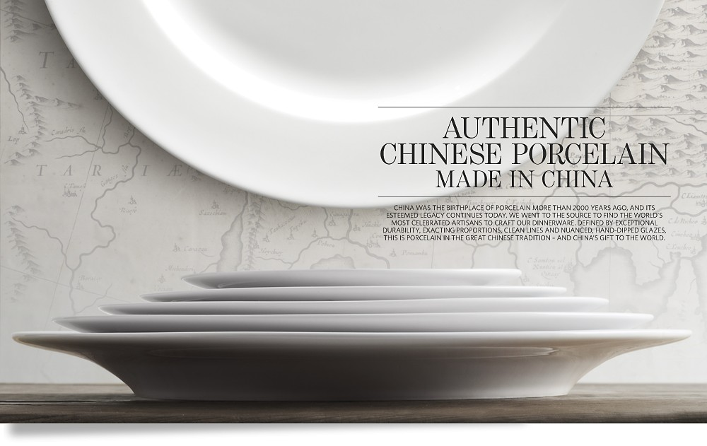 Authentic Chinese Porcelain, Made in China