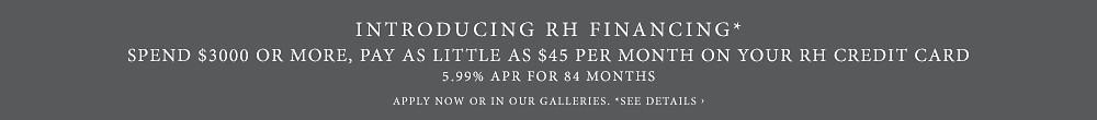 RH Financing