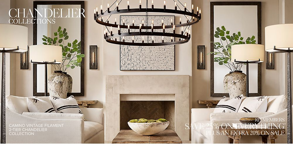 Our Chandelier Collections