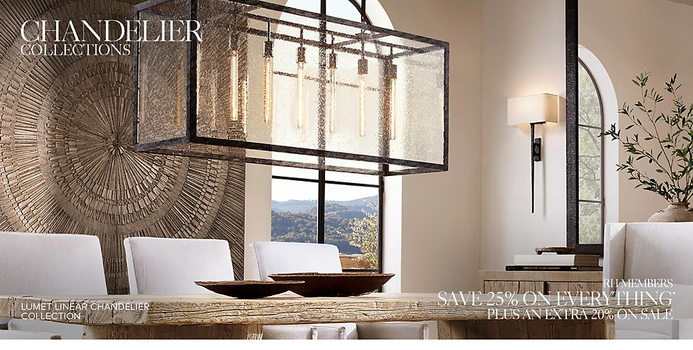 Shop Our Chandelier Collections