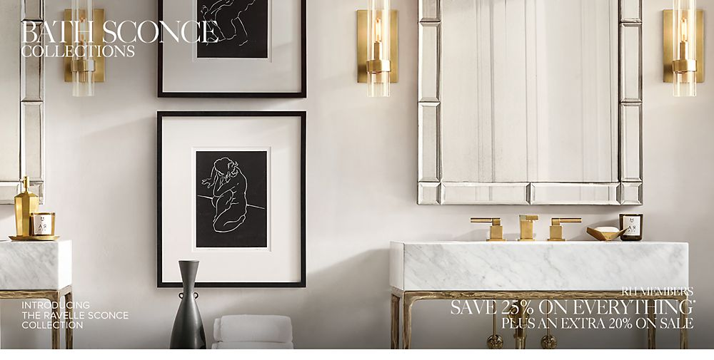 Shop Bath Sconce Collections