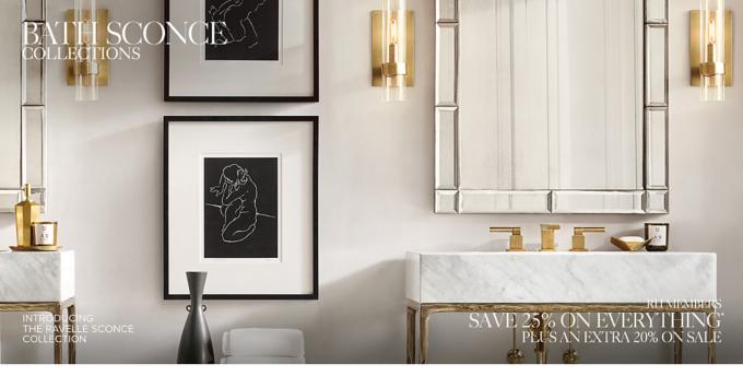 Shop Bath Sconce Collections
