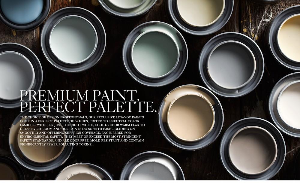 premium paint