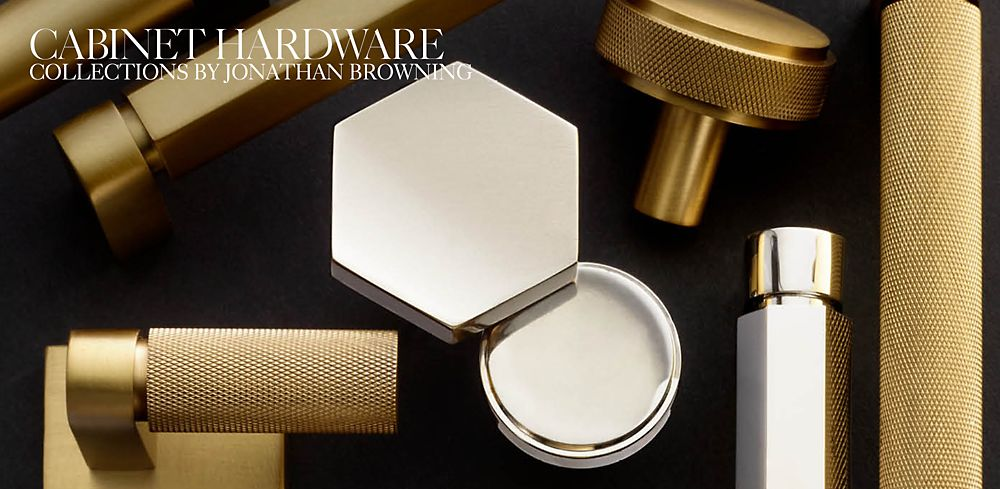 Jonathan Browning Hardware Collections