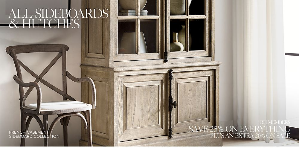 Shop All Sideboard & Hutch Collections
