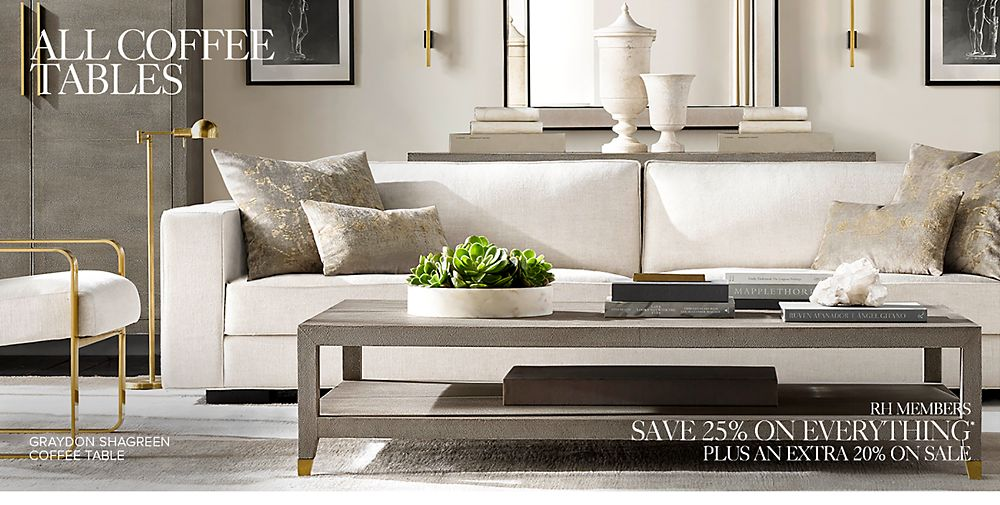 Coffee Table Collections
