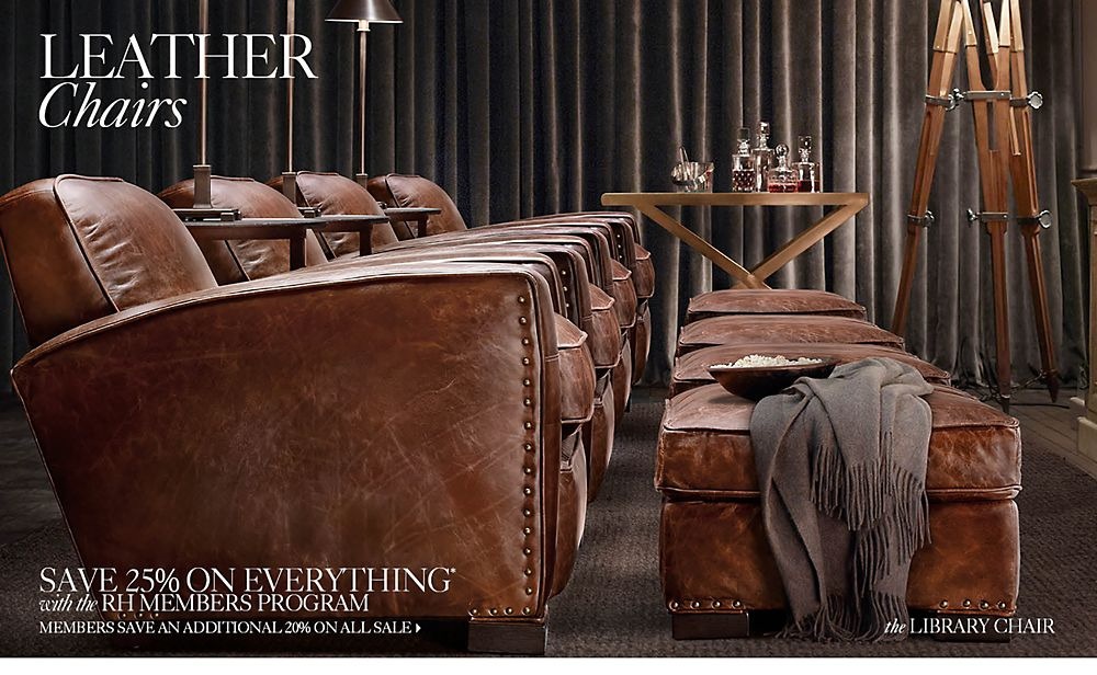 All Leather Chairs