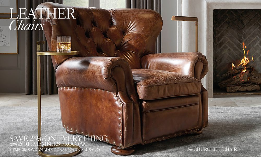 leather chair collections