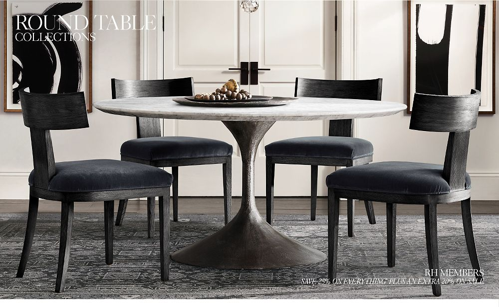 Shop Round Table Collections