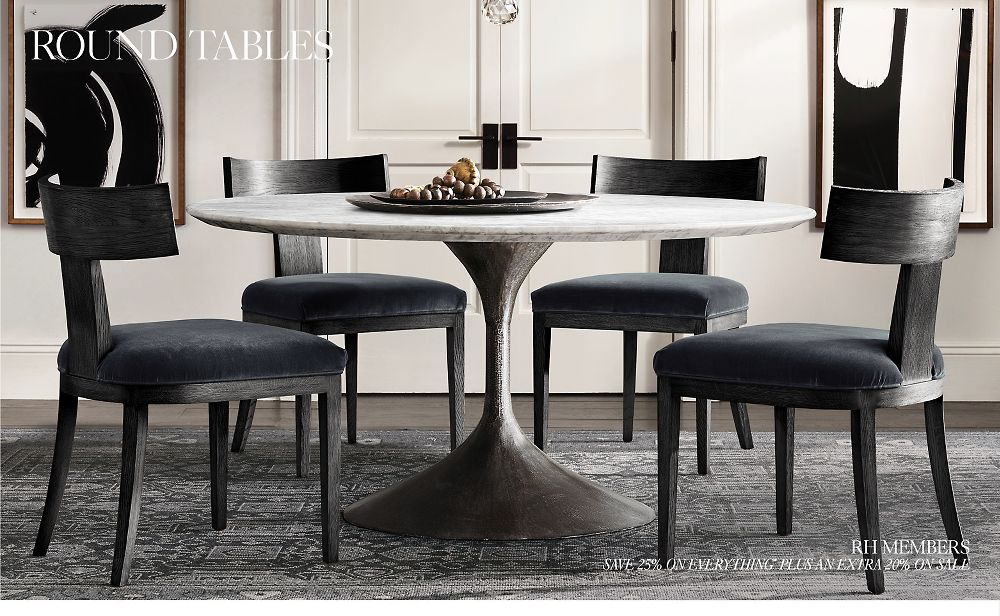 Shop All Round Table Collections
