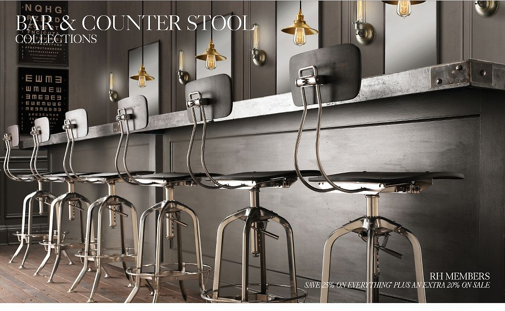 Shop Bar & Counter Stool Collections