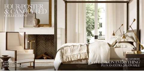 Delicieux 4 Poster And Canopy Beds