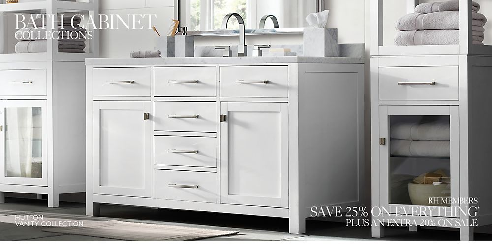 Bath Storage Cabinet Collections