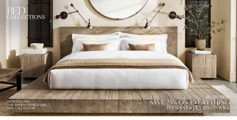 Introducing Aspen French Oak Collection
