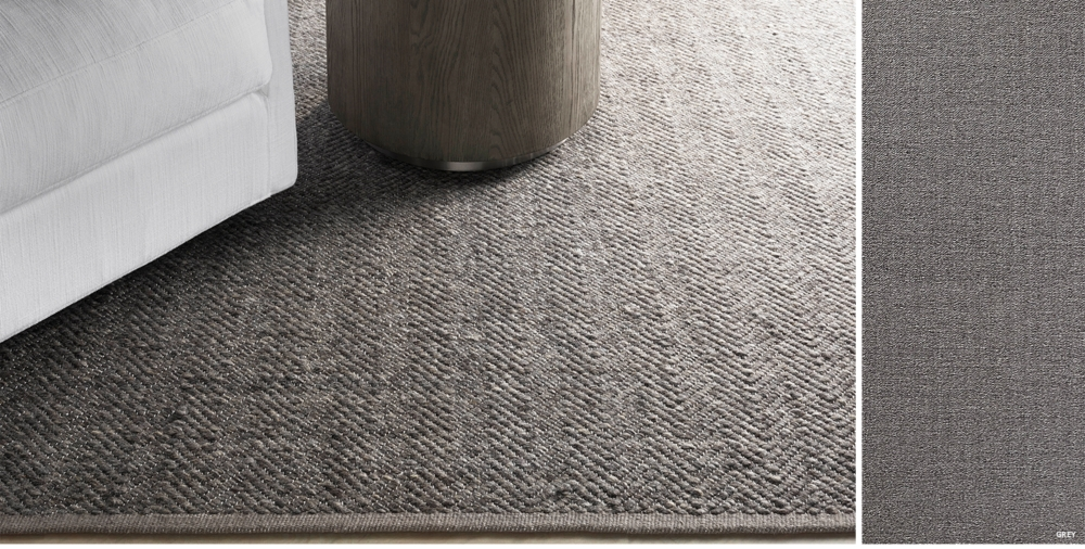 Metallic Stello Rug Collection