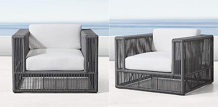 Amazing Shop All Weather Wicker Chairs Rh Download Free Architecture Designs Scobabritishbridgeorg