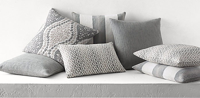 Bella Dura Cis Pillow Collection Free Shipping