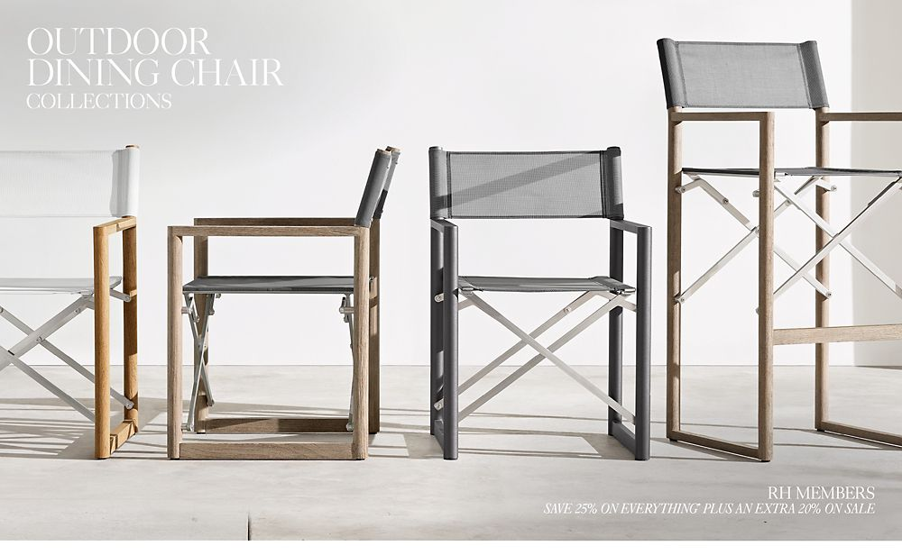 Outdoor Dining Chair Collections