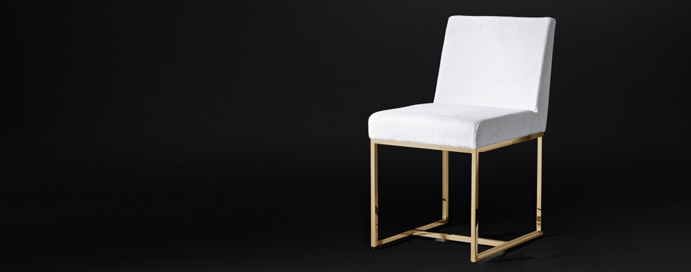 Emery Dining Chair Collection Rh Modern