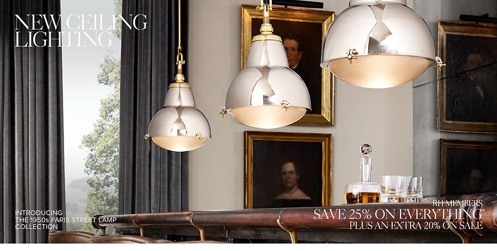 New Ceiling Lighting