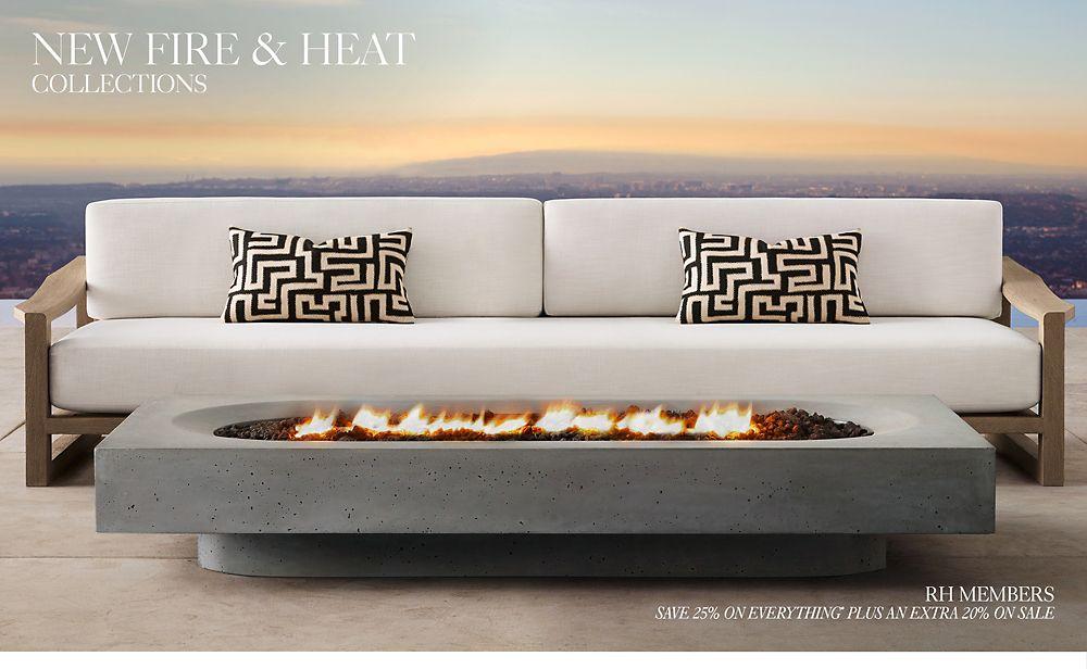 Shop Fire & Heat