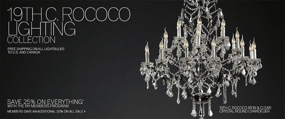 Rococo clear