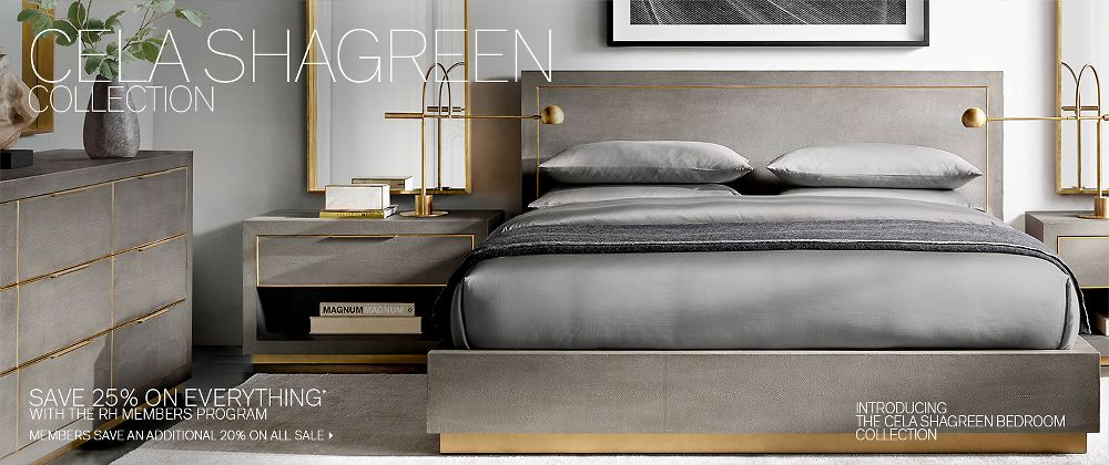 Introducing the Shagreen Furntiure Collection